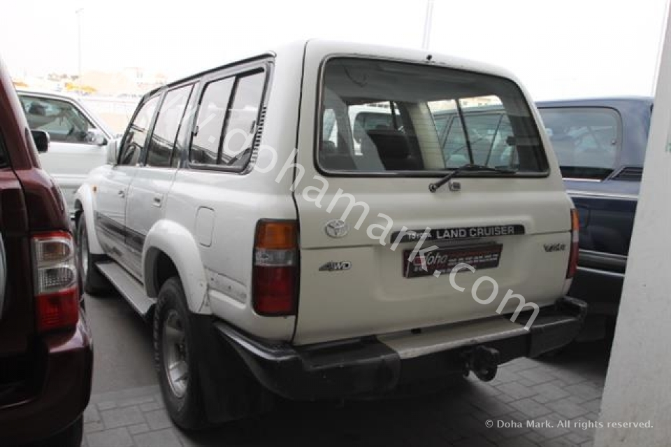1993 Toyota Land Cruiser VXR