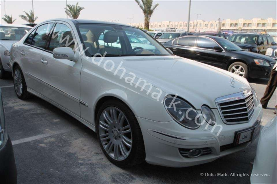 2008 mercedes benz e class 280 227695. Black Bedroom Furniture Sets. Home Design Ideas