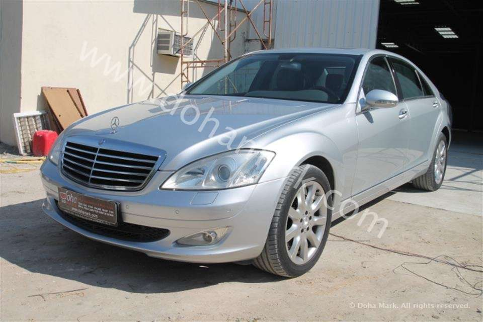 404 page not found for Mercedes benz s class 500
