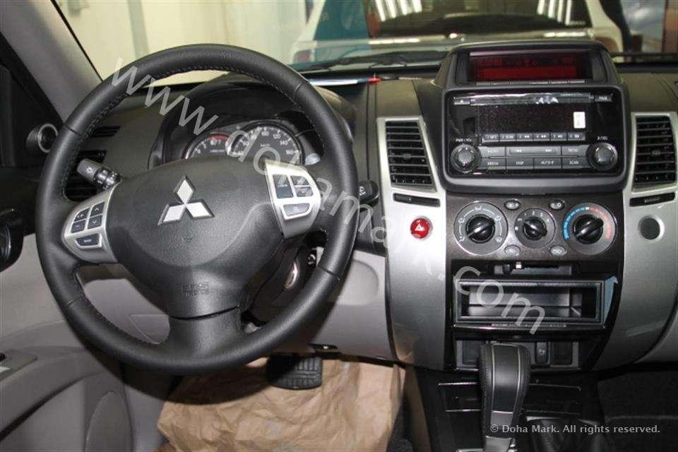 2014 Mitsubishi Pajero Sport