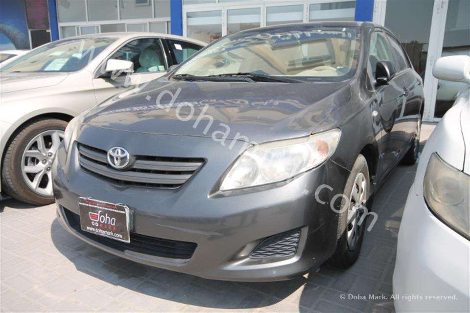 Qatar Living Used Cars For Sale Toyota Corolla